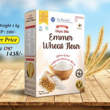 Da Ravinto's Emmer Wheat FLour